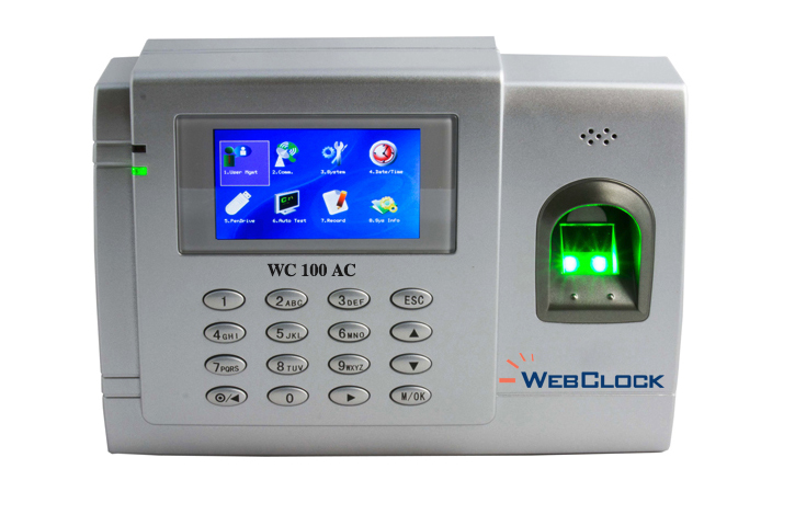 Touchless Time Clock Devices Contactless Collection | ITCS-WebClock